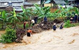 Mưa lũ gây thiệt hại nghiêm trọng tại nhiều địa phương