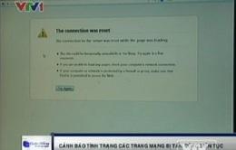 Cảnh báo lỗ hổng bảo mật các trang báo mạng Việt Nam