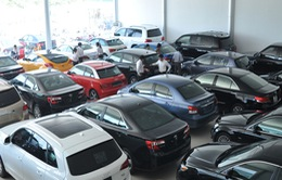 Ôtô nhập khẩu trong tháng 7 bất ngờ giảm