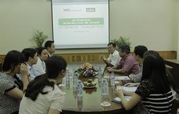 TCT CP Bia Sài Gòn ủng hộ chương trình Về quê