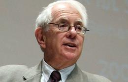 Giáo sư đoạt giải Nobel gặp gỡ sinh viên Việt Nam