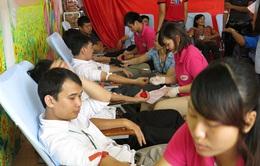 Sôi nổi ngày hội hiến máu và ủng hộ quỹ TTCE tại CĐ Truyền hình