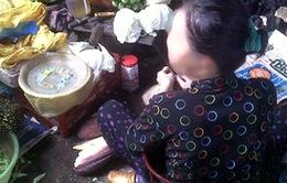 Công nghệ tẩy trắng rau ở Khánh Hòa