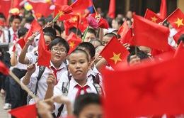 Nhiều trường đã khai giảng năm học mới
