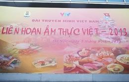 Liên hoan Ẩm thực Việt VTV 2013: Đậm đà hương vị quê hương