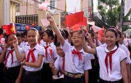 Hôm nay (5/9), ngày toàn dân đưa trẻ đến trường