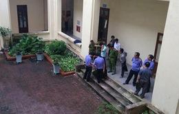 Vụ nổ súng tại Thái Bình: Hung thủ đã tự sát