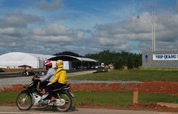 Hôm nay (13/9), khởi công dự án VSIP Quảng Ngãi