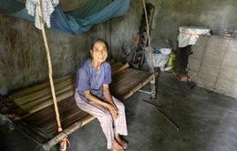 Ước nguyện được bữa cơm no của bà cụ 78 tuổi cô độc
