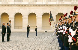 Hoạt động của Thủ tướng tại Cộng hòa Pháp