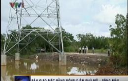 Cuối tháng 9 sẽ đóng điện đường dây 500kV Phú Mỹ - Sông Mây