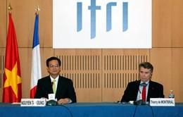 Việt - Pháp xây dựng lòng tin chiến lược vì hoà bình, hợp tác và thịnh vượng