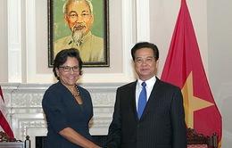 """""""Đề nghị Hoa Kỳ công nhận Việt Nam là nền kinh tế thị trường"""""""