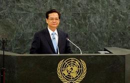 """Bài phát biểu của Thủ tướng """"truyền cảm hứng cho lãnh đạo các nước"""""""