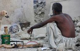 Lại xảy ra động đất mạnh tại Pakistan