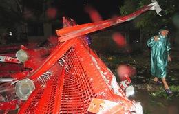 Tháp anten Đài Tiếng nói Việt Nam tại Đồng Hới bị quật đổ, 2 người thiệt mạng
