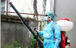 Tăng cường công tác phòng chống dịch bệnh mùa bão lụt
