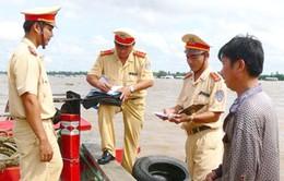 Nhiều mức phạt mới trong lĩnh vực giao thông đường thủy, hàng hải