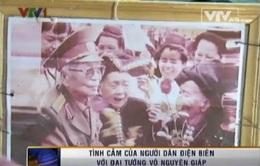 Tình cảm của người dân Điện Biên với Đại Tướng