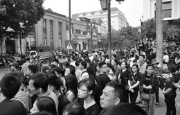 Hàng triệu người dân đứng dọc các tuyến phố tiễn biệt Đại tướng
