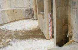 TT-Huế xả lũ điều tiết nước ở các hồ thủy điện