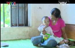 Cháu Lưu Minh Viễn - bệnh nhi của chương trình TTCE kịp thời được cứu sống