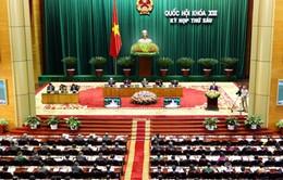 """""""Đề nghị Quốc hội giữ nguyên tên nước là CHXHCN Việt Nam"""""""