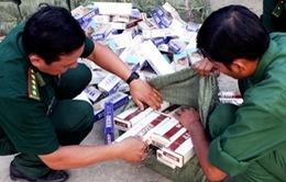 Gần 1 tỷ bao thuốc lá nhập lậu tràn vào Việt Nam năm 2013