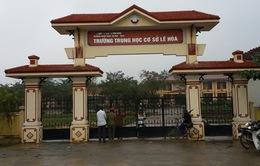 Nổ bom ở trường học, một học sinh thiệt mạng, một bị thương nặng