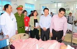 Khẩn trương trưng cầu giám định xe khách gây tai nạn tại Lào Cai