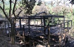 Khởi tố vụ án cháy nhà Làng cổ ở Hòa Bình