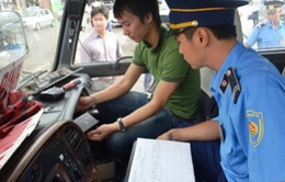 Thu hồi giấy phép 13 đơn vị sản xuất thiết bị giám sát hành trình