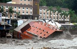 Những siêu bão mạnh nhất tàn phá thế giới 10 năm qua