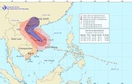 Siêu bão đi dọc các tỉnh Trung Trung Bộ, tốc độ 30km/h