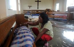 Philippines: Số người chết có thể lên tới 10.000 người
