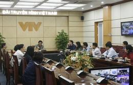 Đài THVN họp bàn ứng phó với siêu bão Haiyan
