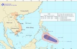 Áp thấp nhiệt đới mới có khả năng mạnh lên thành bão