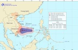 Chiều nay (14/11), Trung Trung Bộ có mưa to