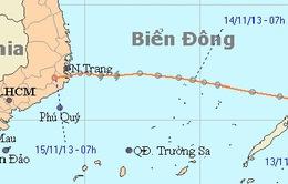 Áp thấp nhiệt đới đã suy yếu và tan dần