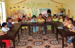 Cô giáo mầm non vùng bãi ngang Quảng Trị giàu tâm huyết