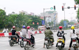 Lắp đặt loa tuyên truyền tại các nút giao thông