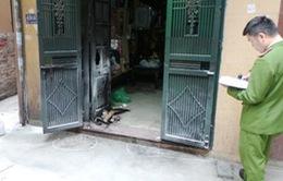 Hà Nội: Đổ xăng, phóng hỏa đốt nhà dân trong đêm