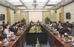 Đài THVN gặp gỡ các học viên lớp bồi dưỡng kiến thức quốc phòng an ninh khóa 51