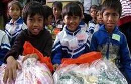 Quảng Nam: Hơn 1,6 tỷ hỗ trợ trẻ em nghèo học giỏi