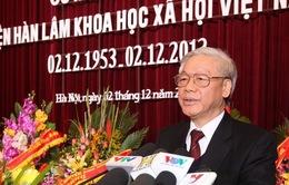 Kỷ niệm 60 năm thành lập Viện Hàn lâm KHXH Việt Nam