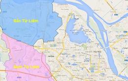 Huyện Từ Liêm tách thành 2 quận: Những vấn đề đặt ra?
