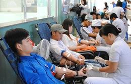 TT Huế: Sôi nổi Ngày hội hiến máu tình nguyện sinh viên