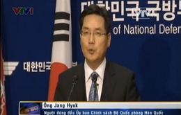 Hàn Quốc mở rộng vùng nhận dạng phòng không