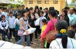 Xuất cấp trên 33 triệu kg gạo hỗ trợ học sinh vùng đặc biệt khó khăn