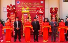 Khánh thành nhà máy vaccine cúm tại Khánh Hòa